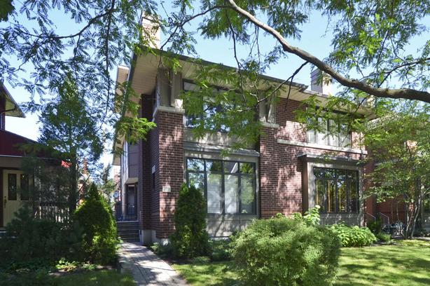 Executive 3 Storey Semi-Detached Home in the GLEBE!