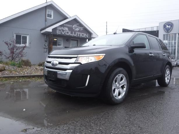 2011 Ford Edge NAV/PANORAMIC/LTHR, CERTIFIED+WRTY $9990