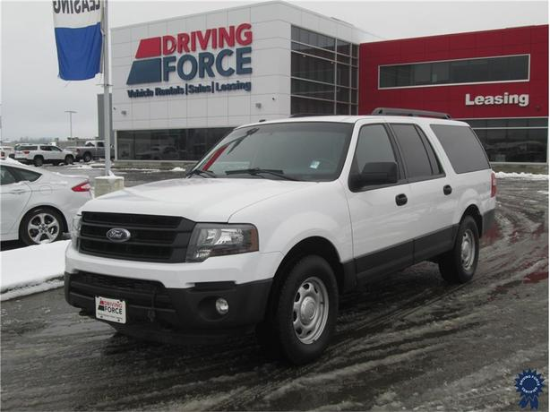 2016 Ford Expedition Max SSV