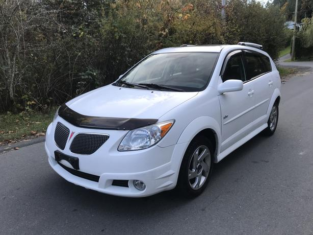 2007 PONTIAC VIBE - HATCHBACK - FOG LIGHTS - POWER OPTIONS