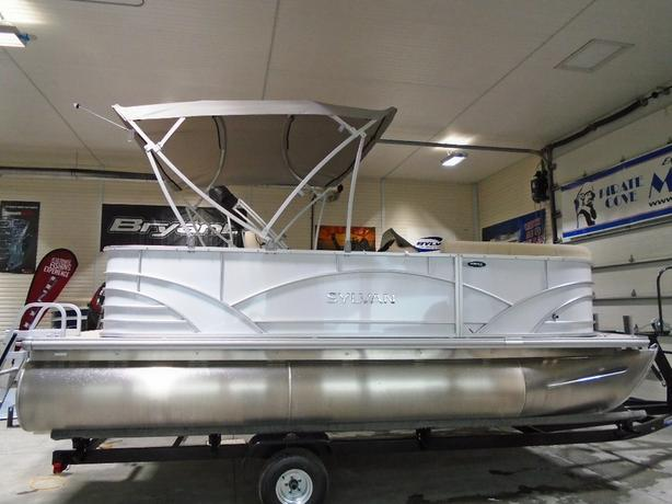 2019 Sylvan 818 Mirage CRS White For Sale -  SYLP089