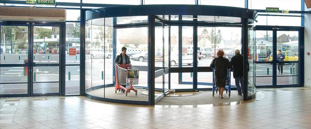 Automatic Doors Supply, Repair, Installation & Maintenance