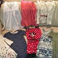 large amount of girls clothing size 5