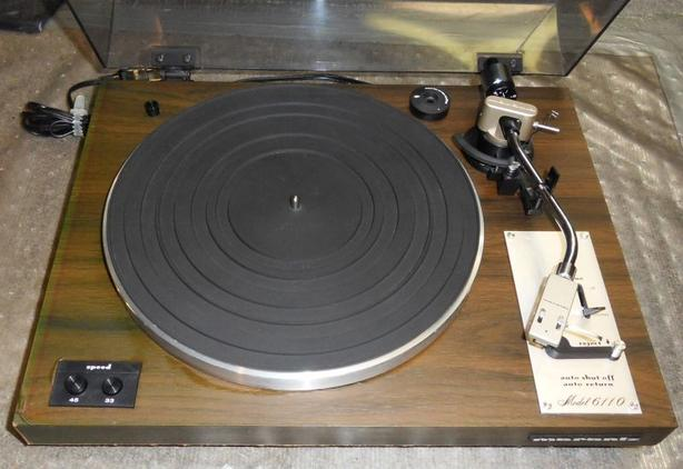 Marantz 6110 Turntable