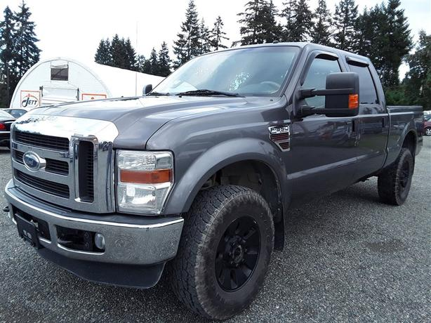 2008 Ford F350 Crew Cab, loaded diesel unit selling saturday online and onsite!