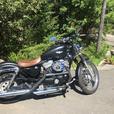2001 Harley Sportster 883 Custom