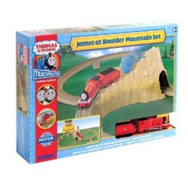 Thomas the Train James at Boulder Mountain Set