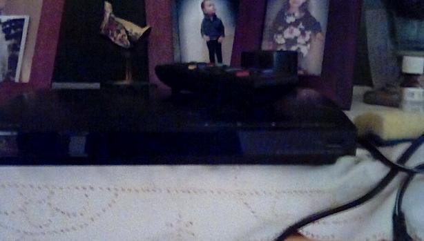 DVD player. Sony