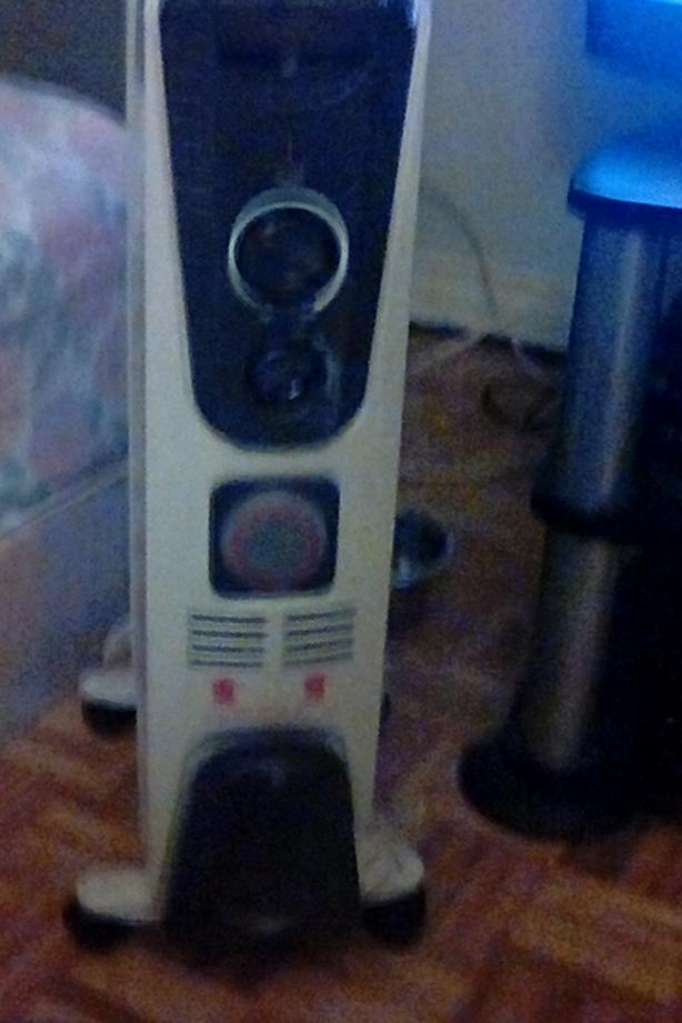 Kenwood electric heater