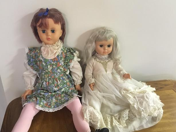 Old collector dolls