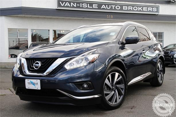 2016 Nissan Murano AWD 4dr