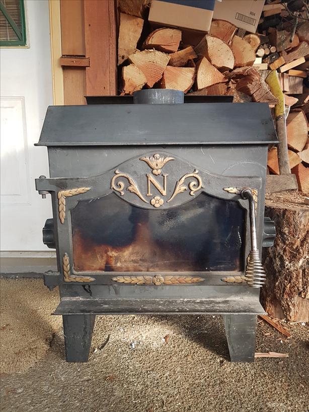 Napolean wood stove