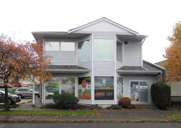 201-1814 Vancouver - Bright Office Space For Lease
