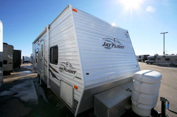 2008 JAYCO JAY FLIGHT 22FB