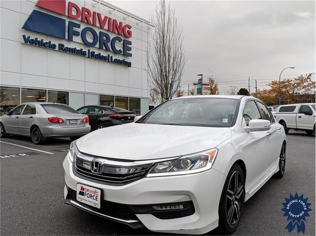 2017 Honda Accord Sedan Sport w/Honda Sensing