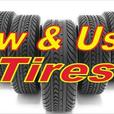 """New 155/80R13""""Tires"""