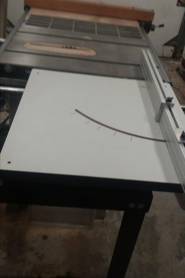 10 Rexon Table Saw