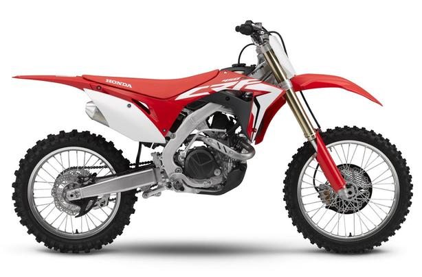 2018 CRF450R SALE*  WAS $10,299 NOW $7,695