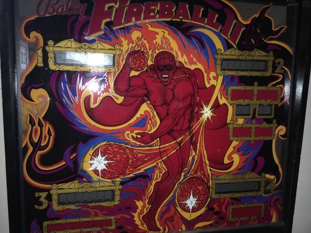 1981 Fireball 2