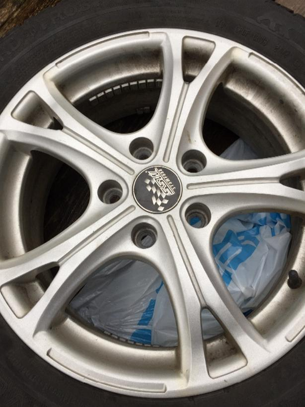 16 Inch Snow and Alloy Rims