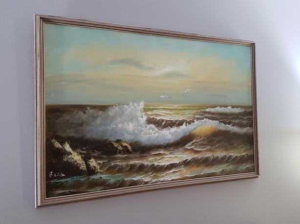 Nice ocean painting