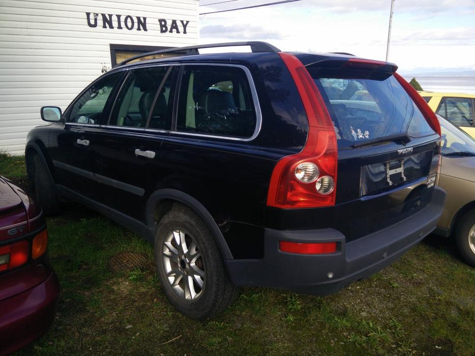 2005 Volvo XC90 T6 AWD Outside Comox Valley, Campbell River