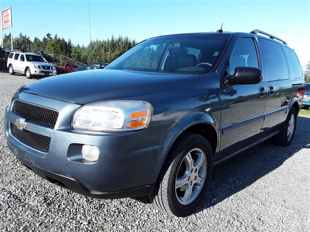 2005 Chevrolet Uplander LS selling saturday online and onsite! come on down!