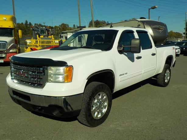 2013 GMC Sierra 2500HD SLE Crew Cab short Box 4WD