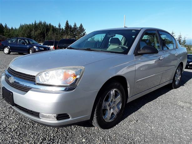2004 Chevrolet Malibu Lt loaded unit selling saturday online and onsite!
