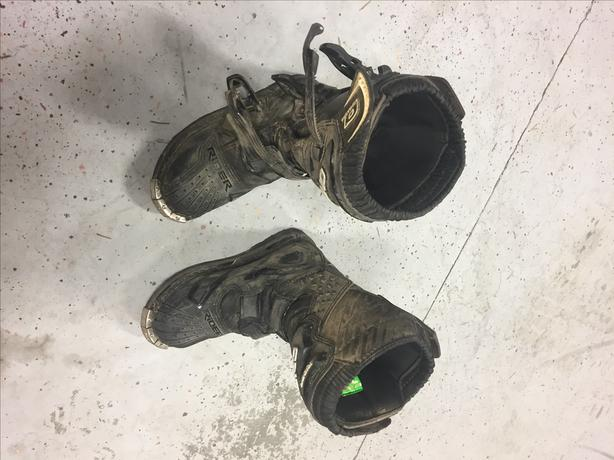 O'Neal MX Boots Size 3