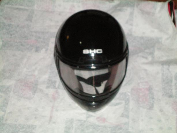 Snow mobile helmets