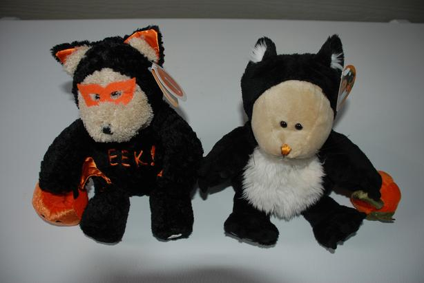 Collectible Bearista Bears From Starbucks (27th and 41st editions)