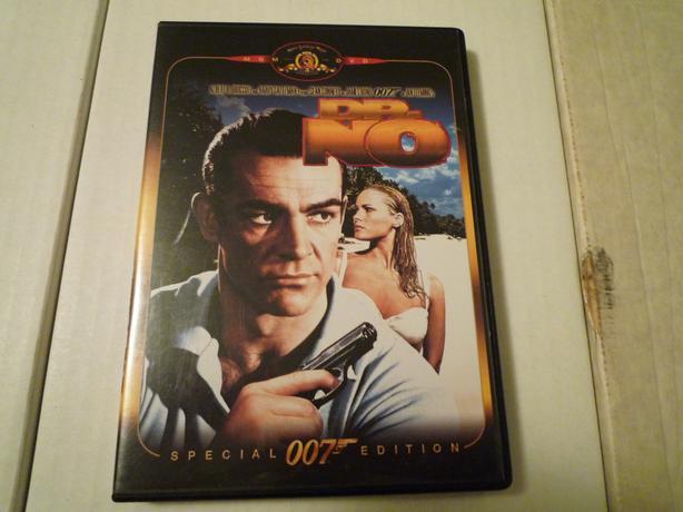 007 Dr. NO James Bond