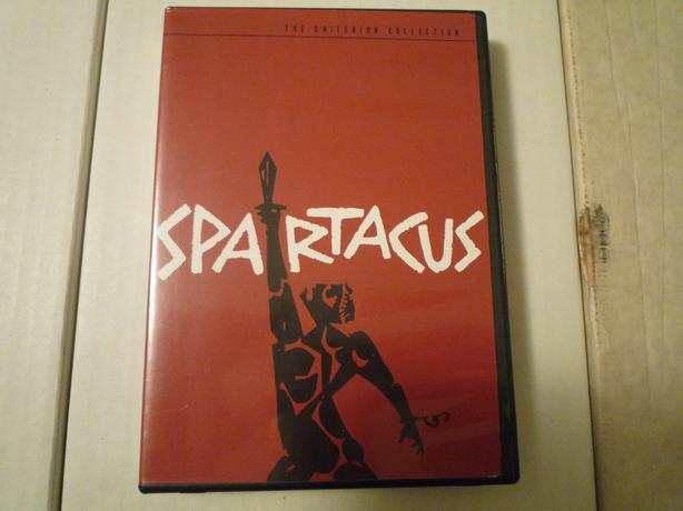 Spartacus - Criterion Collection 2-Disc Set