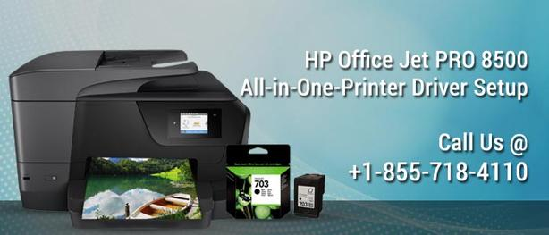 The Major Features of the HP OJ Pro 8500 Printer