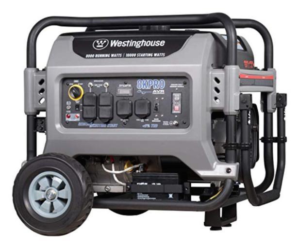 Westinghouse 8KPRO Generator
