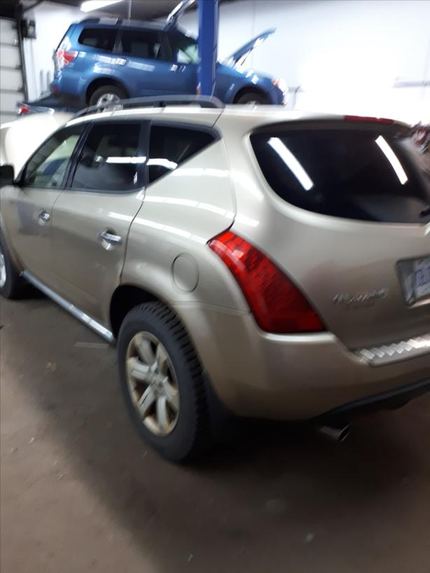 2006 Murano AS IS or Parting out