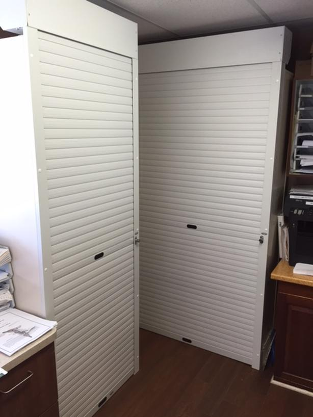 FREE: Quotes for roll up shelving doors (shutters)