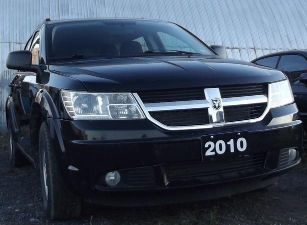 Safetied 2010 Dodge Journey Special Edition 4cyl model