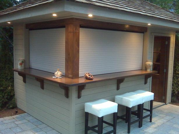 FREE: Quotes for Roll up cabana doors