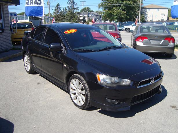 2009 Mitsubishi Lancer ***Clean Car***Loaded !!!