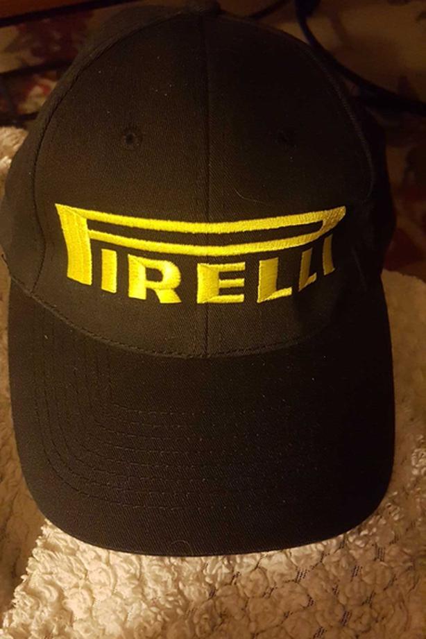 Pirelli Racing Hat