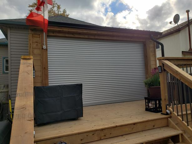 FREE: Quotes for RollUp doors (shutters)