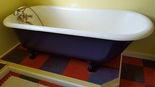 Antique Clawfoot Tub Bathtub Designs