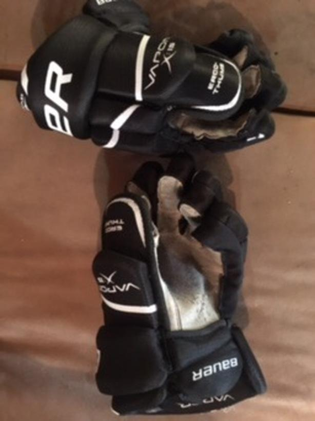 Hockey Gear with bag