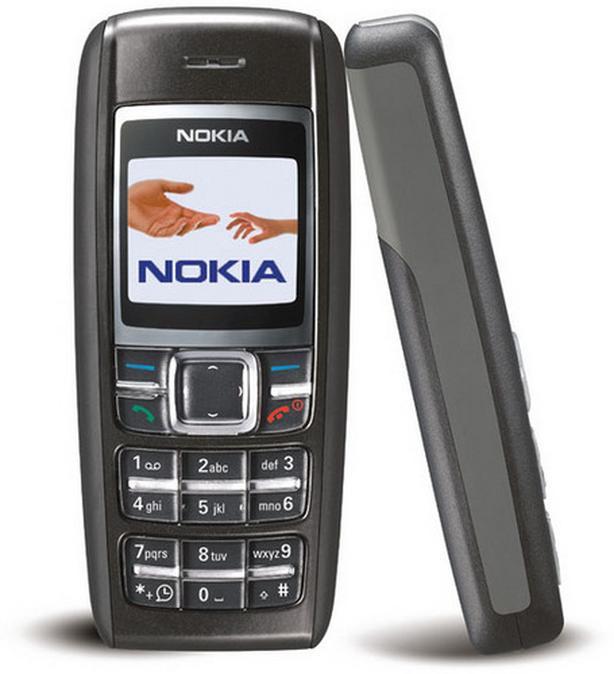 Unlocked Nokia candybar feature phone. Unbreakable. Speaking clo