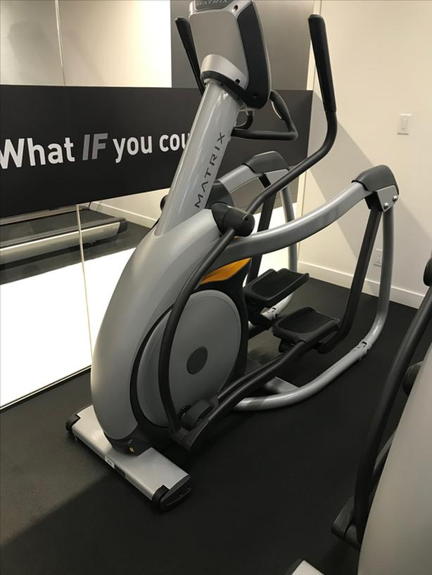Matrix Elliptical