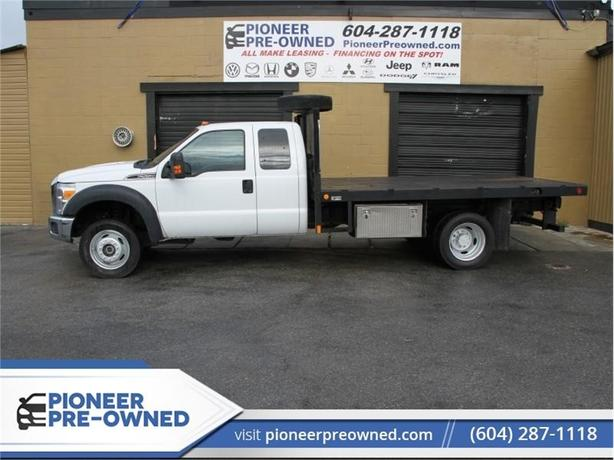 2012 Ford F-550 Super Duty DRW XLT  -  Power Windows