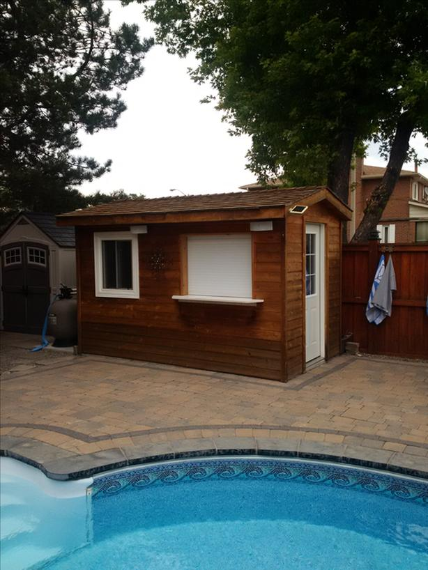FREE:  Quotes for Roll up cabana doors (shutters)