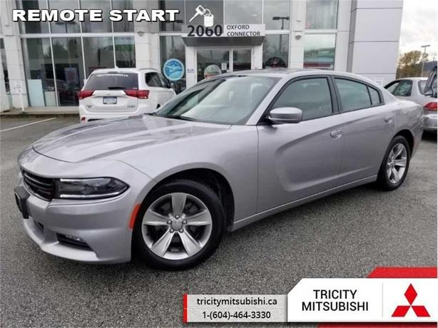 2017 Dodge Charger SXT  - Bluetooth -  Heated Seats